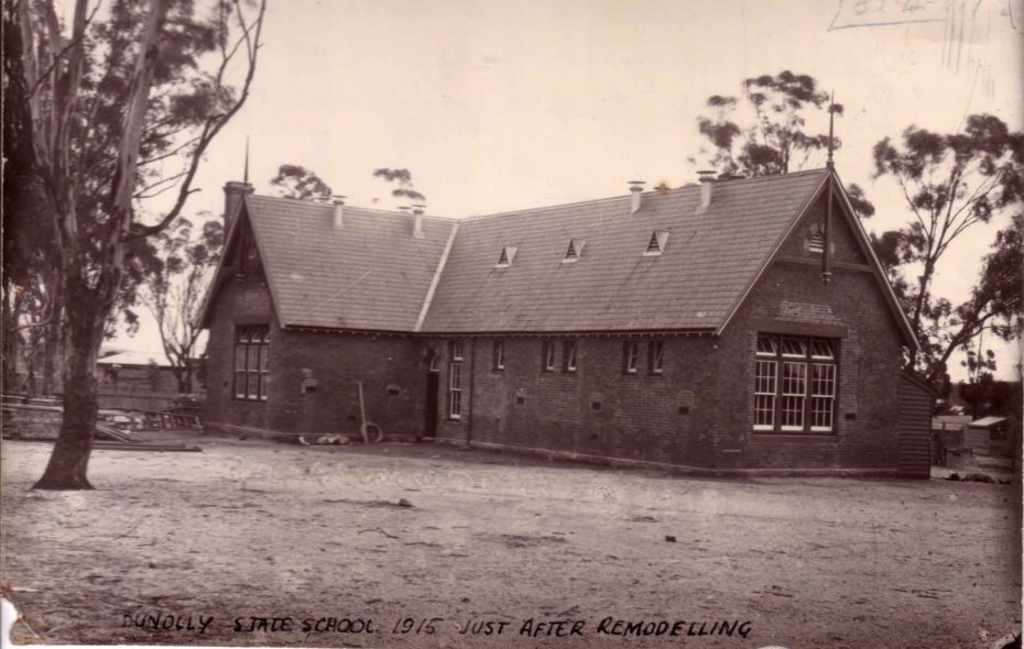 Dunolly State School 1915