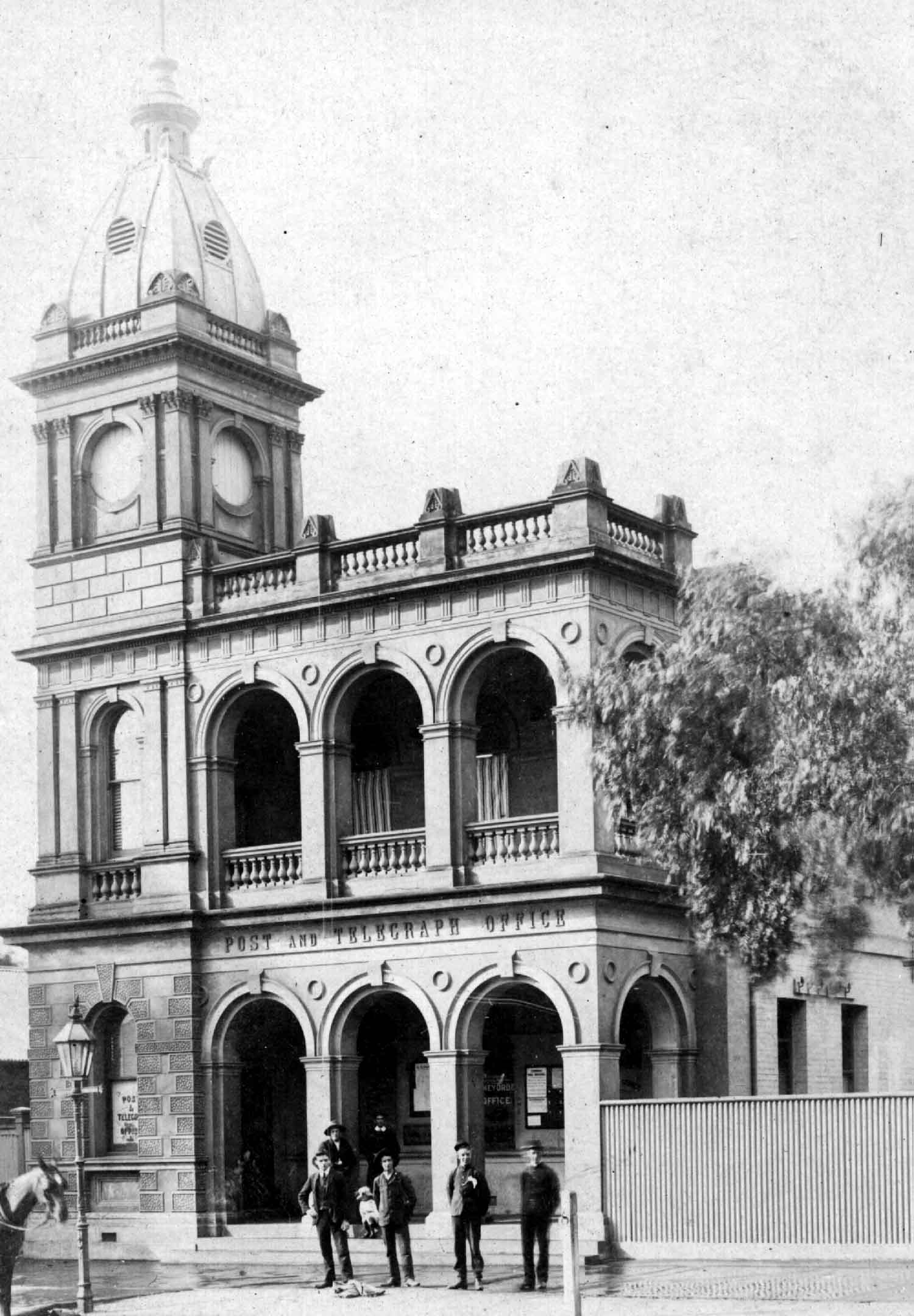 Government and Public – Dunolly Museum, Victoria, Australia