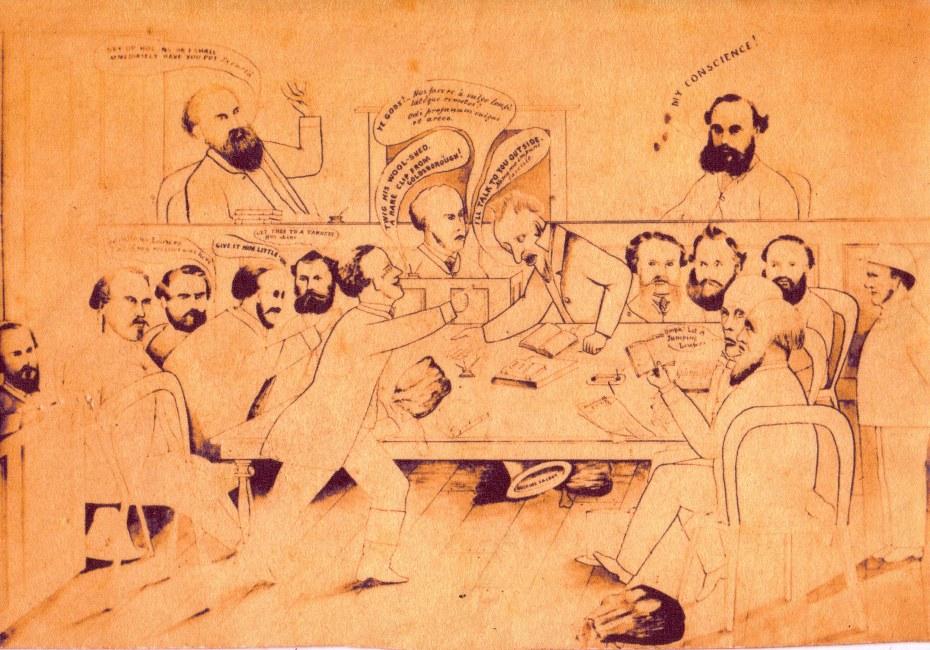 26 Goldsborough Jumping case court room sketch c1867-69 copy